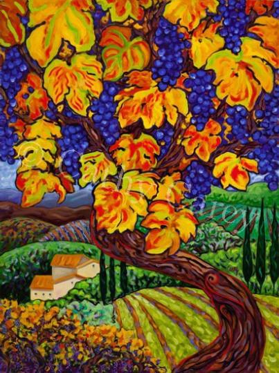 Autumn Vine