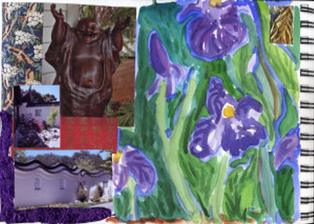 Huntington Garden 2009 - Buddah Garden P9
