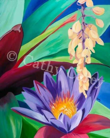 Lily of Maui