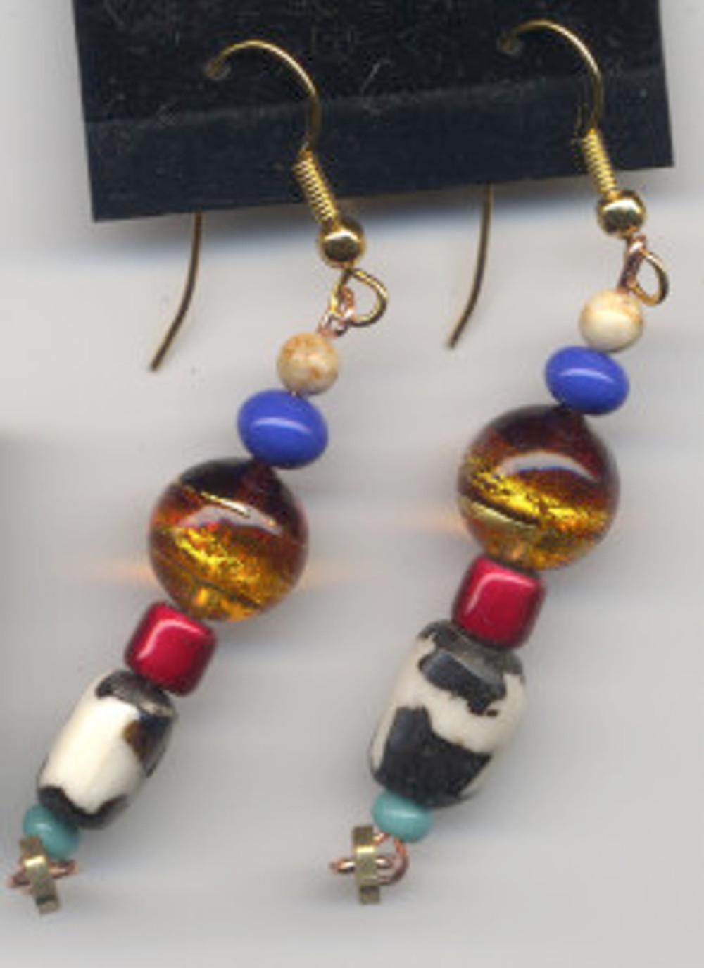 Glow Earrings - $30