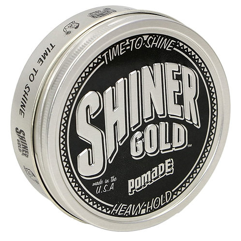 Shiner Gold Heavy Hold Pomade