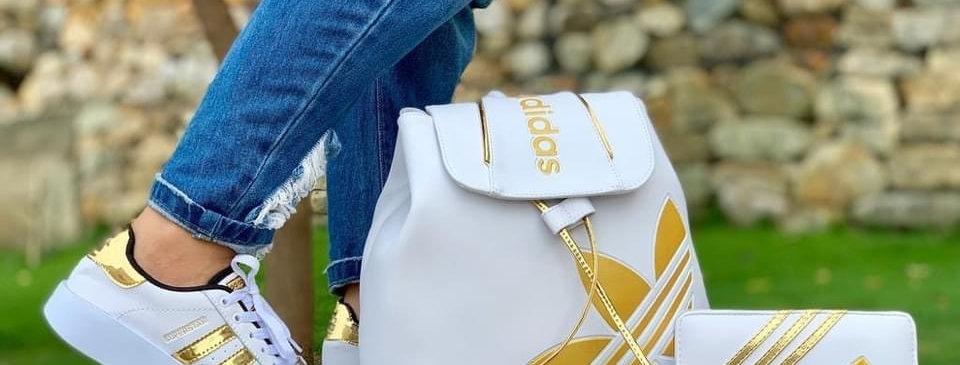 Adidas Three Piece Set (Backpacks)