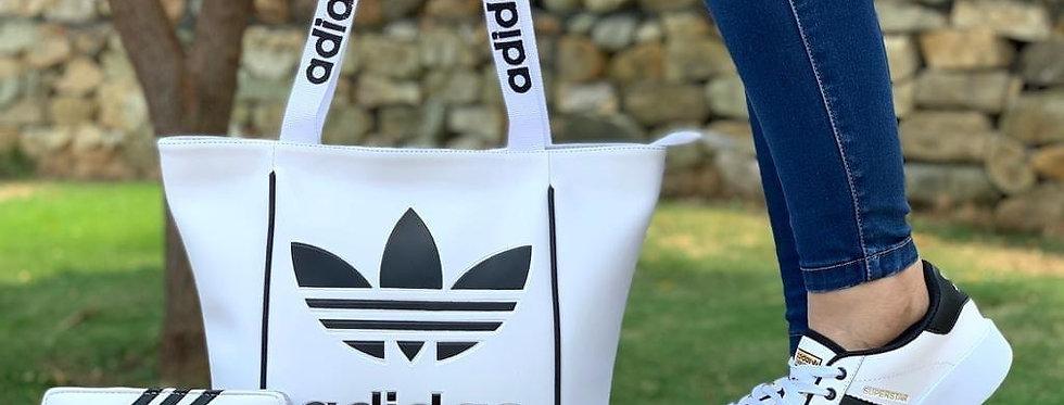 Adidas Three Piece Sets (purses)