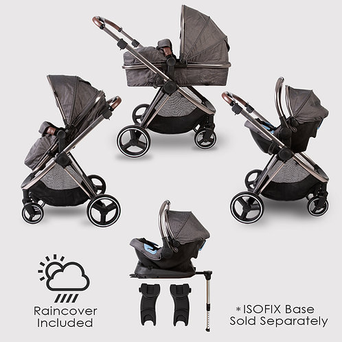 Push Me Pace Icon Travel System