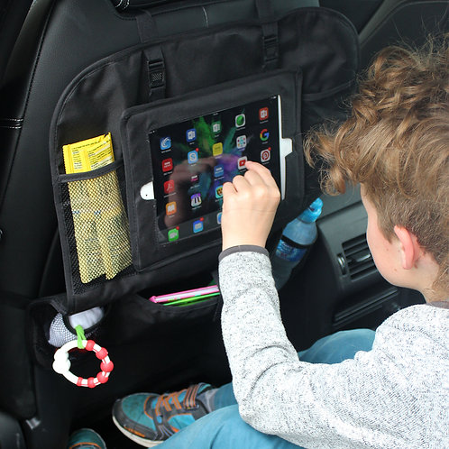 Car Tidy and Tablet Holder
