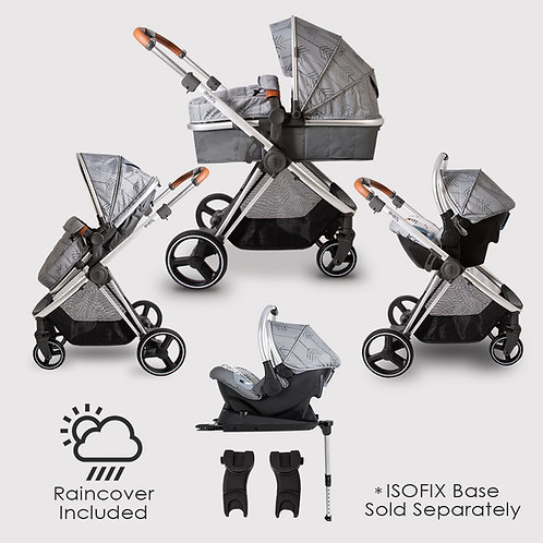 Push Me Pace Shadow Travel System
