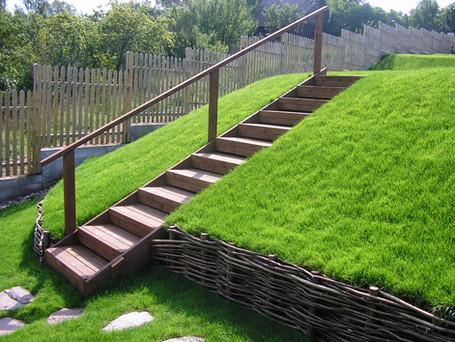 "Terasa ""Trakai"" laiptai"