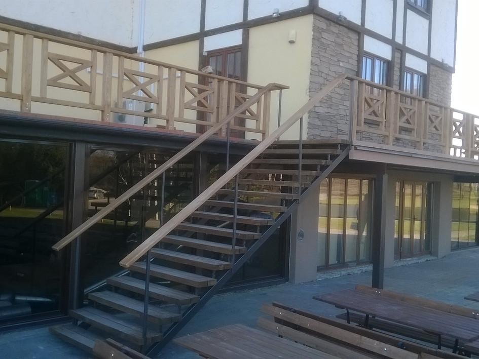 """Laiptai """"Molėtai"""""""