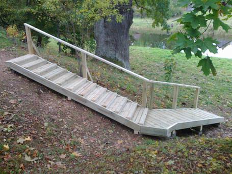 """Laiptai """"Vaidas"""""""