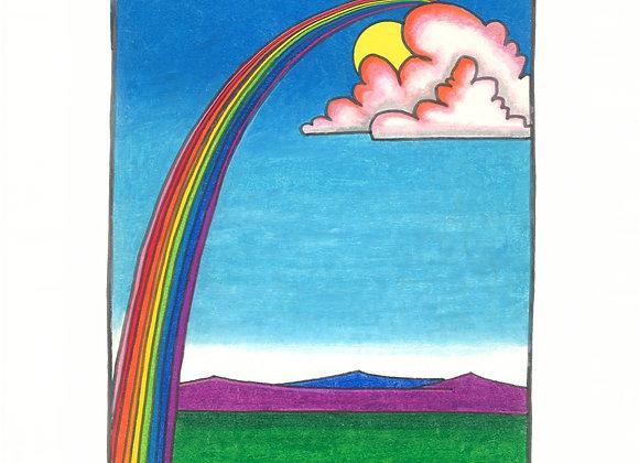 After The Rain - Giclée Print on Canvas