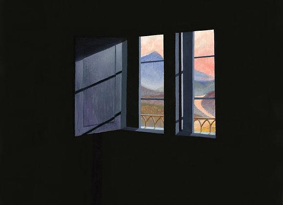 Daybreak - Giclée Print on Canvas