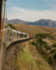 Train - Josh Nezon, Unsplash