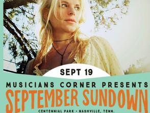 Musician's Corner- Nashville