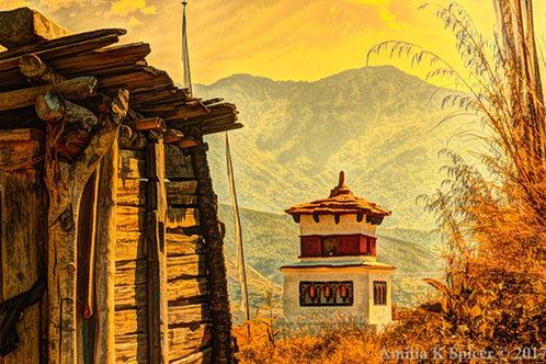 Bucolic Bhutan