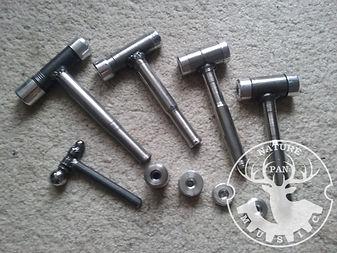 repair, Tuning stand, hammers for shaping, dimple making, hang drum, Handpan, Hang pan, Hang, naturepan