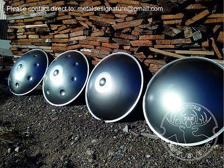 Shells forTuning stand, meditationdsmakers