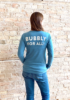 Minnesota Bubbly for All Long-Sleeve Shirt