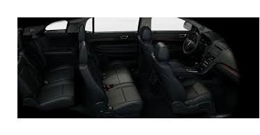 ARRIVAL Hayden Midsize SUV incl. $20TIP