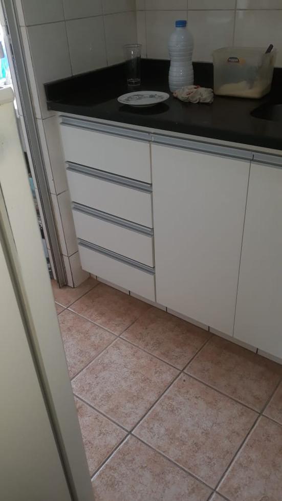 Armário para bancada de cozinha