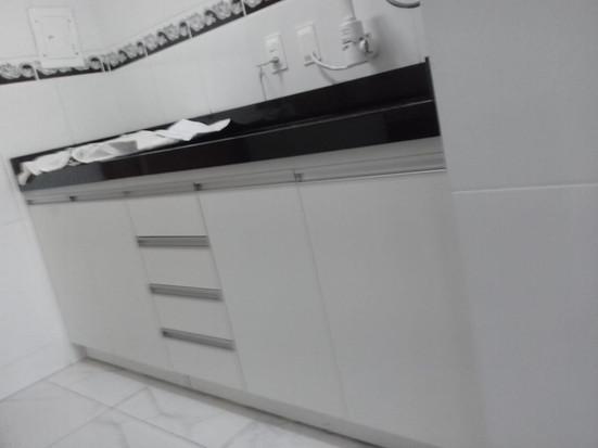 Cozinha planejada bairro Sagrada Familia BH