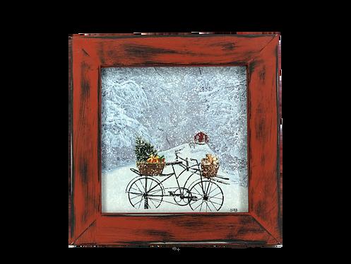 Peppermint Snow