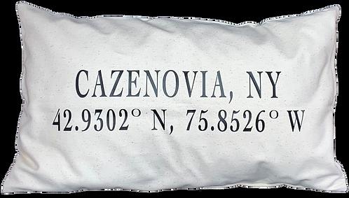 Cazenovia Coordinate Pillow