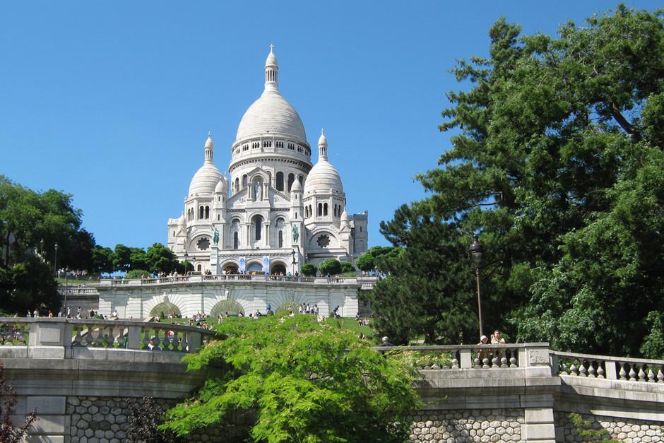 """The famous """"Montmartre"""""""