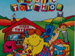 Mr Men And The Magic Toyshop