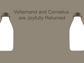 Voltemand And Cornelius Are Joyfully Returned