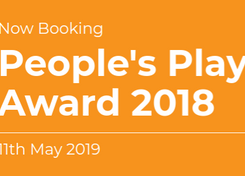 The People's Play Award 2018 - Winner!
