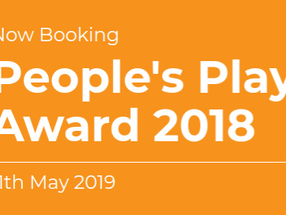 The People's Play Award 2018 - Winner!