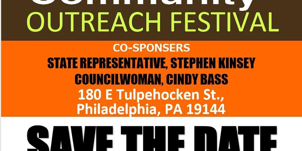 5th Annual Community Outreach Festival