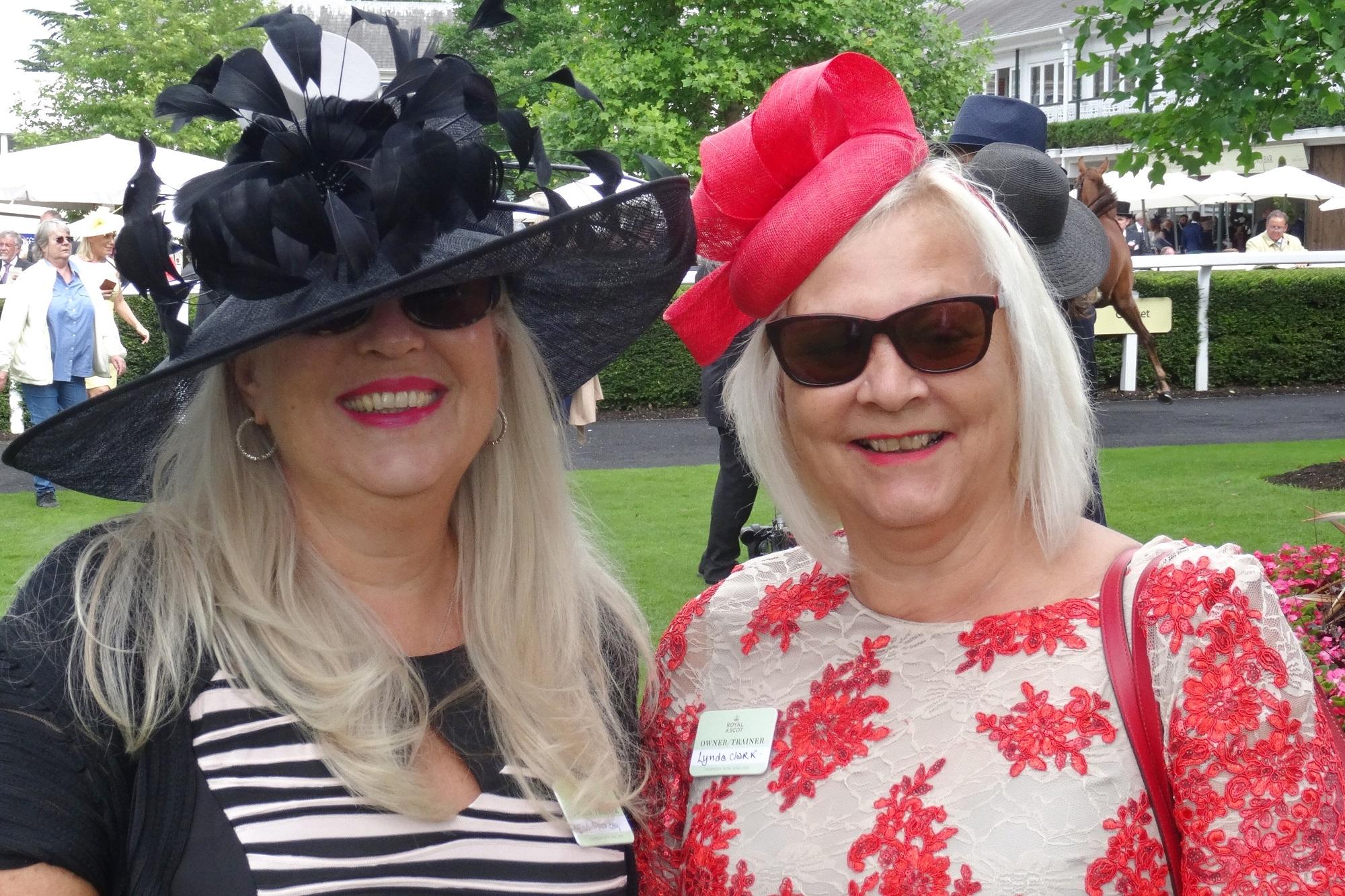Christina Moore & Lyn Clark