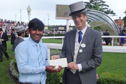 Himmat winning best turned out