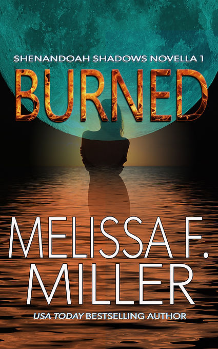 Burned ebook Cover