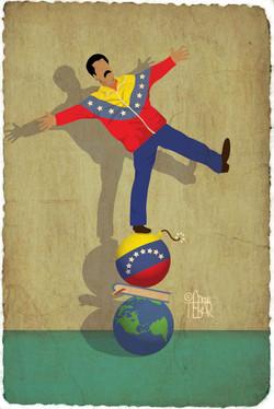 El juego de Maduro
