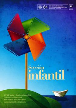 Cartel Muestra Cine Infantil