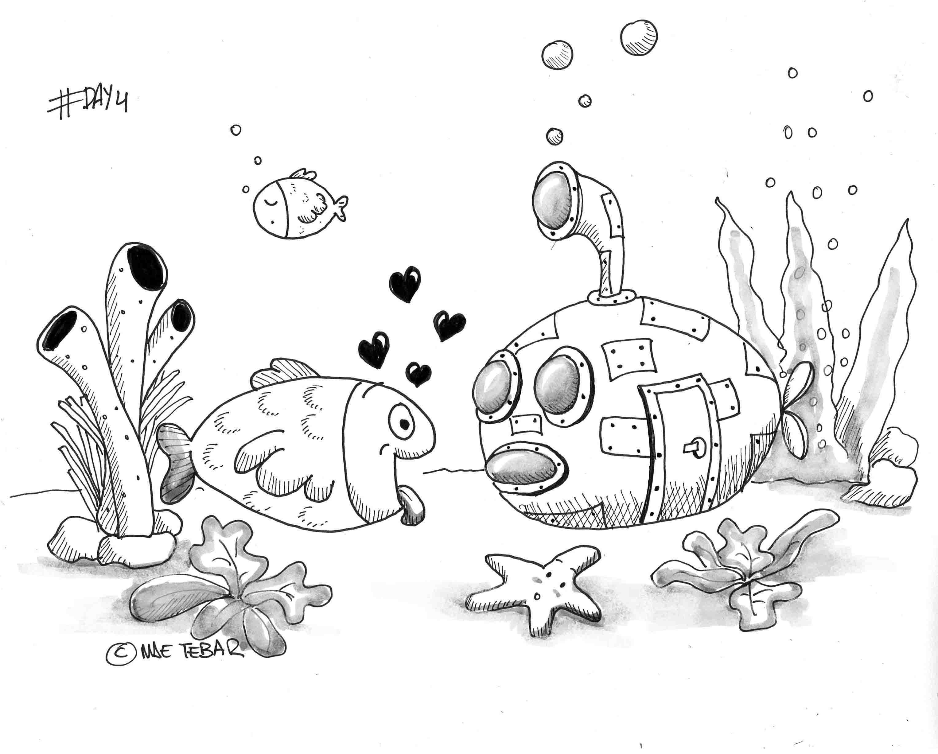 Fish & Birds