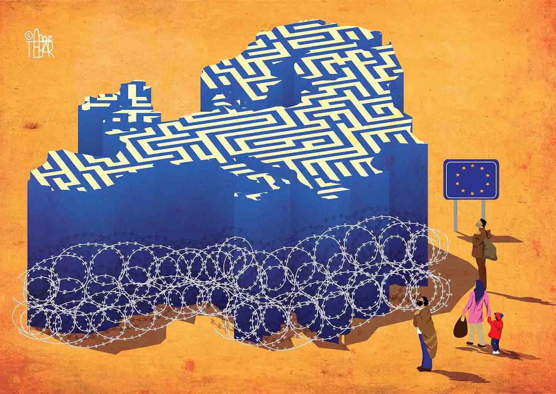 Europa frente a la inmigración