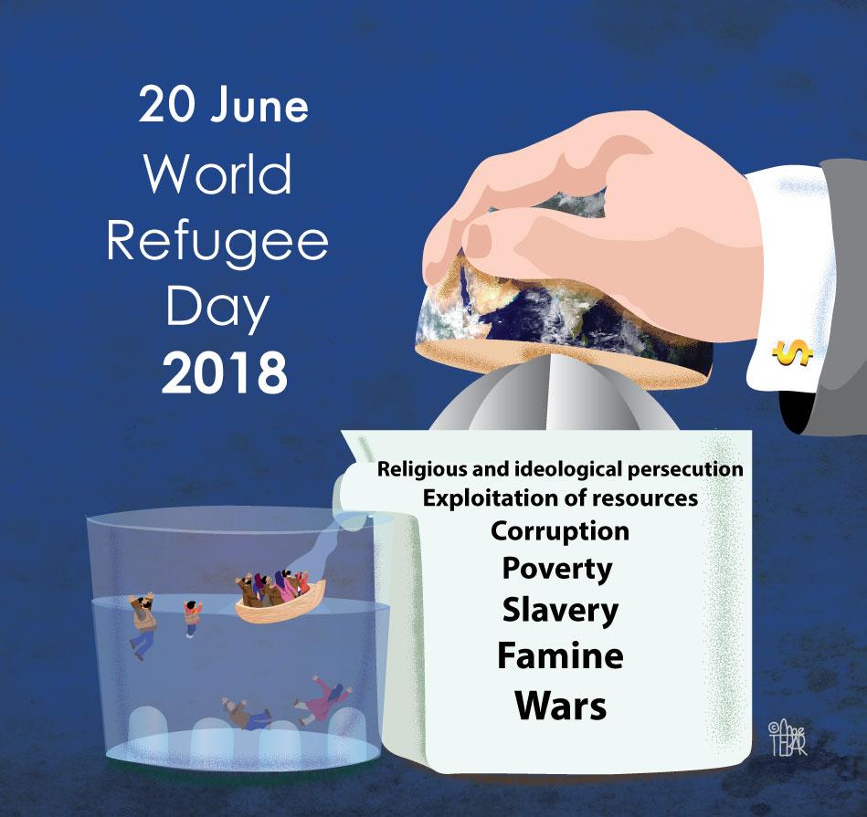 WorldRefugeeDay