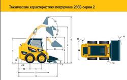Технические характеристики 236В2