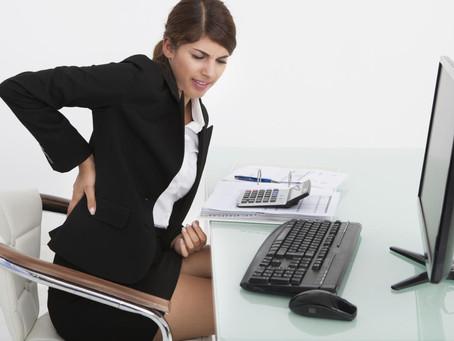 Dolor lumbar en el trabajo