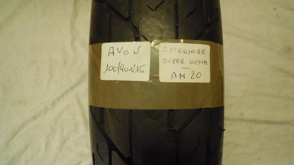 PNEUMETICO AVON 100/90 V16