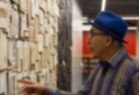 Nancy Gifford US Poet Laureate Juan Herrera Lament UCSB library
