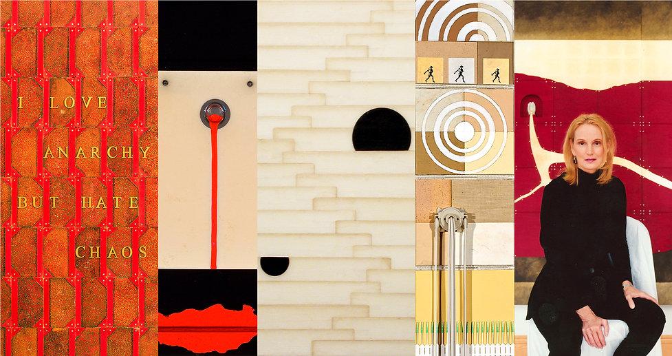Nancy Gifford Art, Mixed Media, Book Arts