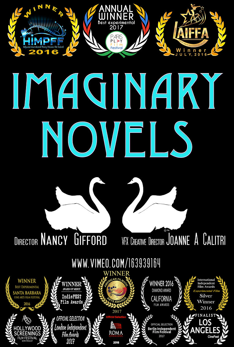 Nancy Gifford Video Art Awards Imaginary Novels