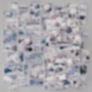 Nancy Gifford Art, Environmental Art, Clouds, Mixed Media