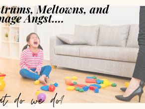 From Toddler Tantrums to Teenage Meltdowns: What to Do
