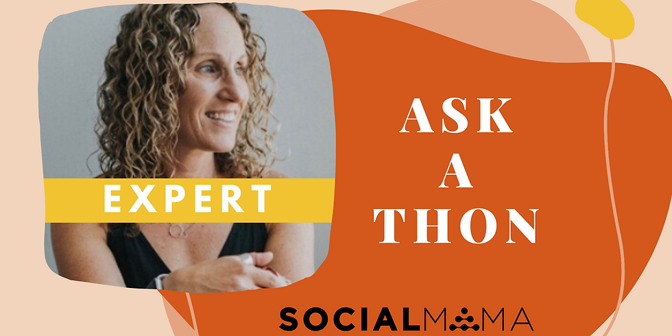 Expert Ask-a-Thon (Parenting)