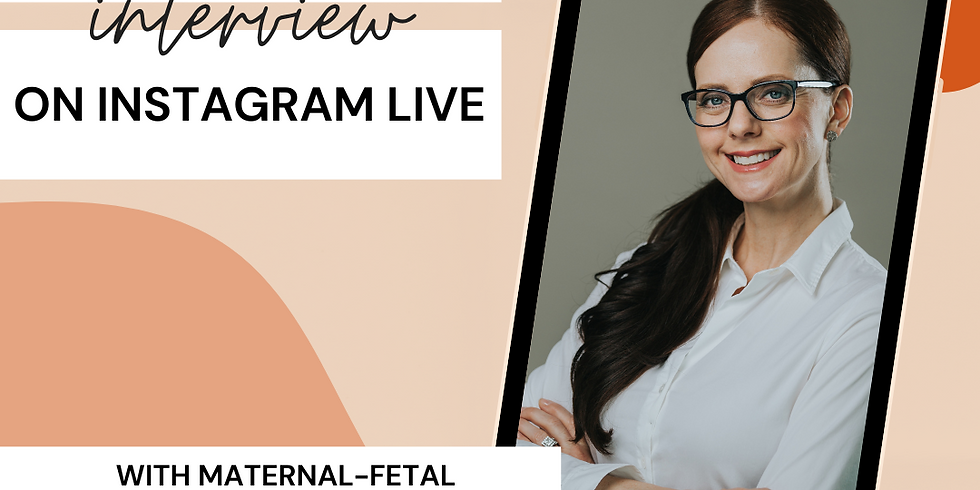 IG Live with Tiktok Star Dr. Shannon